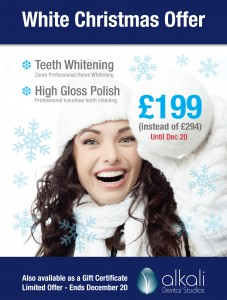 White Christmas Offer in Putney