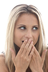 I have bleeding gums / bad breath - image