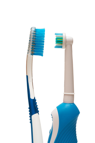 Electric vs Manual Toothbrushes - image