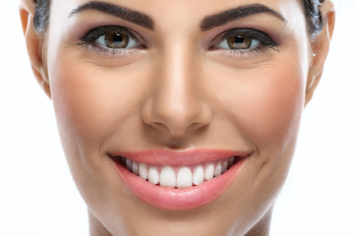 How to get instant straight teeth with no braces! - image