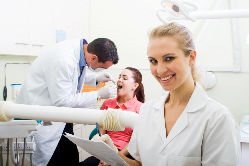Getting ready for your first dental appointment in Putney - image