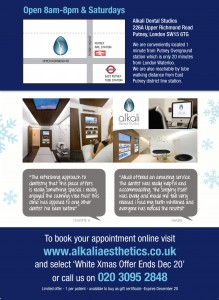 Teeth Whitening Christmas in Putney